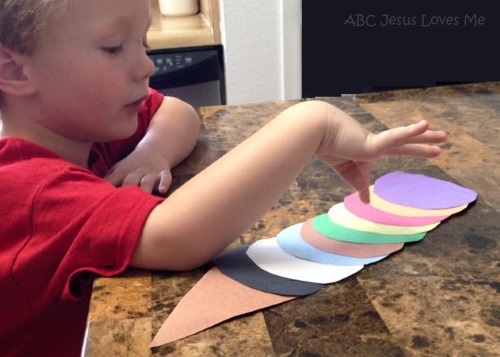 Ice cream Coloring Activity and Craft