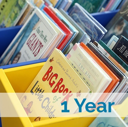 Books for 1-year-olds