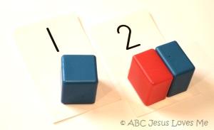1:1 Block correspondence