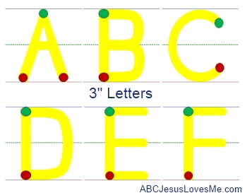 Uppercase Letter Worksheet