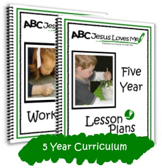 5 Year Curriculum