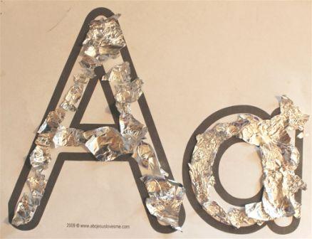 A-Aluminum Foil
