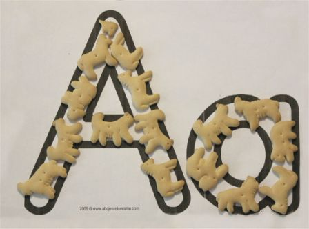 A- Animal Crackers