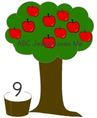 Apple Tree 9 Worksheet