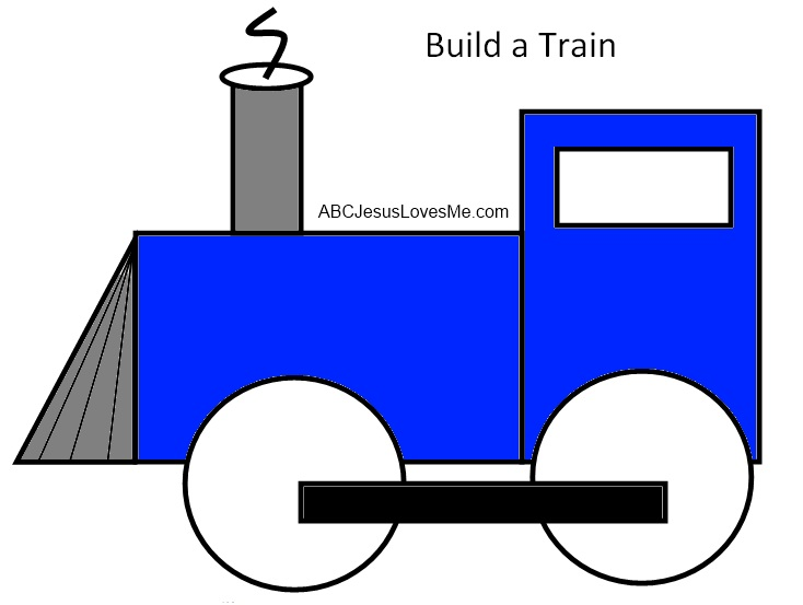 Build a Train Worksheet