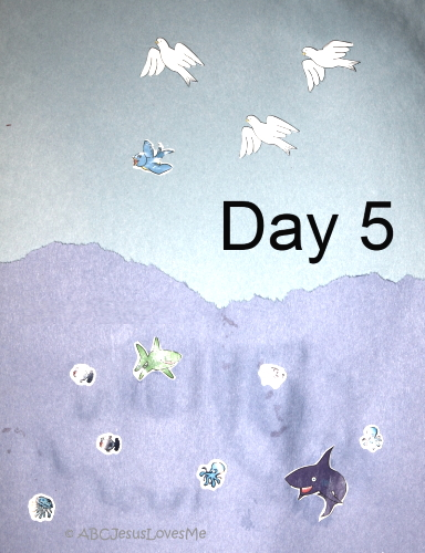 Day 5 Creation Book