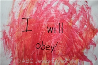 Shadrach, Meshach, Abednego I Will Obey
