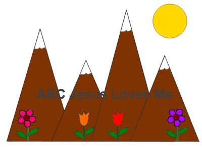 Flower Mountain Activity