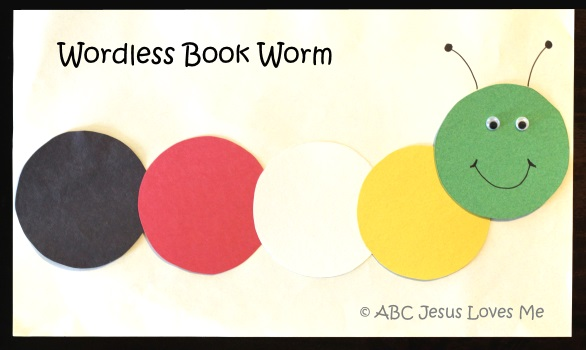 Wordless Book Worm