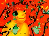 Miss Spider's Tea Party Book