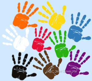 Color Handprints