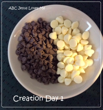 Creation Day 1 Snack Idea