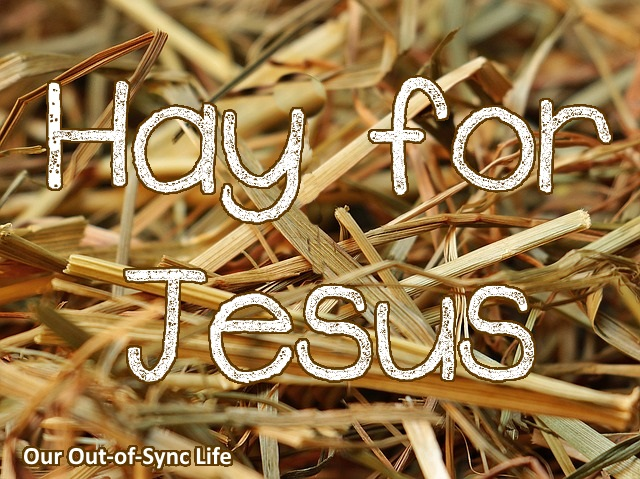 Hay for Jesus Activity