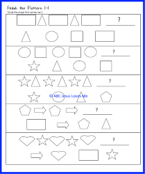 Visual Perception Workbook