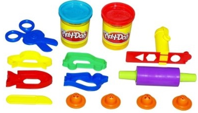 play dough toy