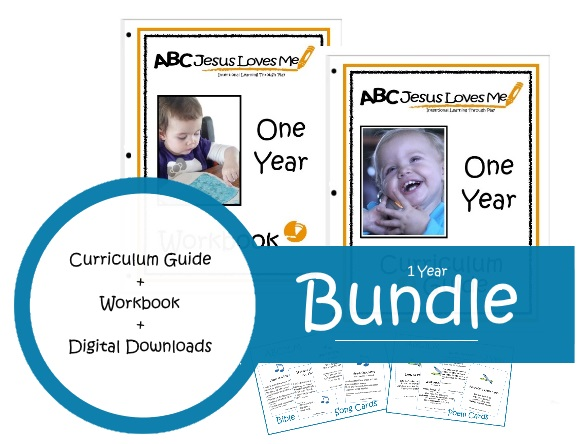 1  Year Curriculum Bundle