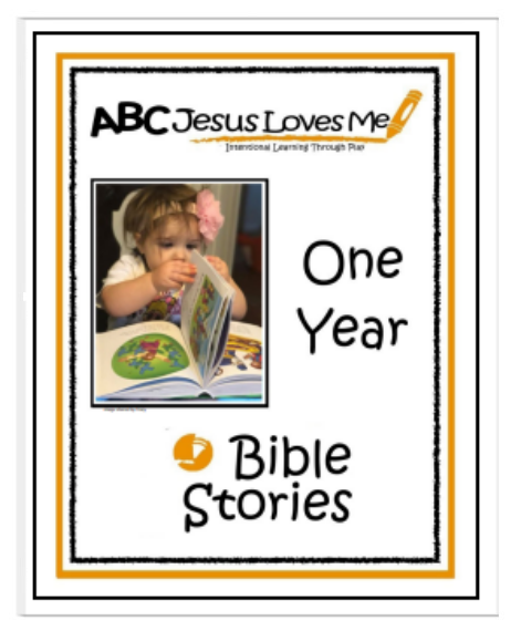 1 Year Bible Stories