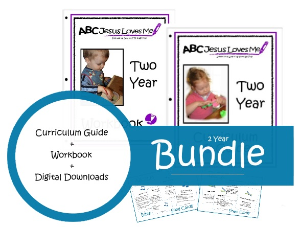 2 Year Curriculum Bundle
