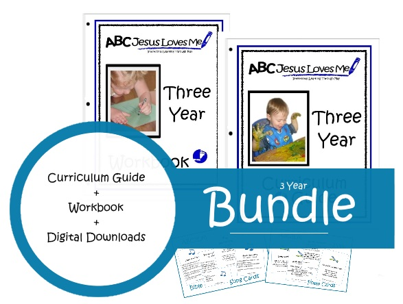 3 Year Curriculum Bundle