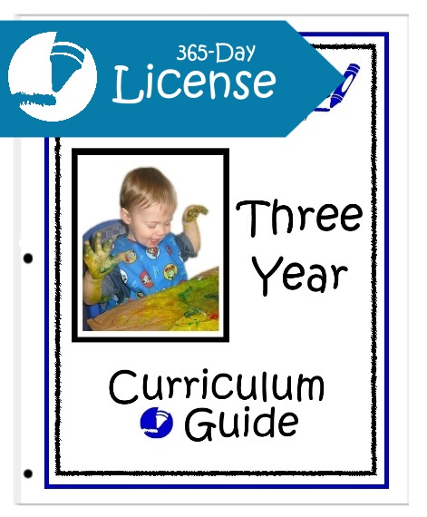 3 Year Curriculum