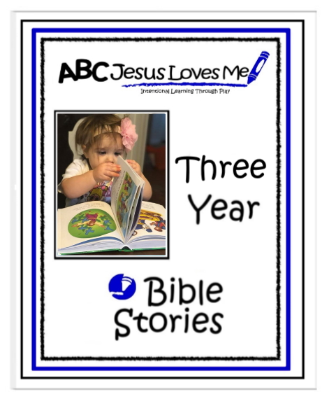3 Year Interactive Bible Stories