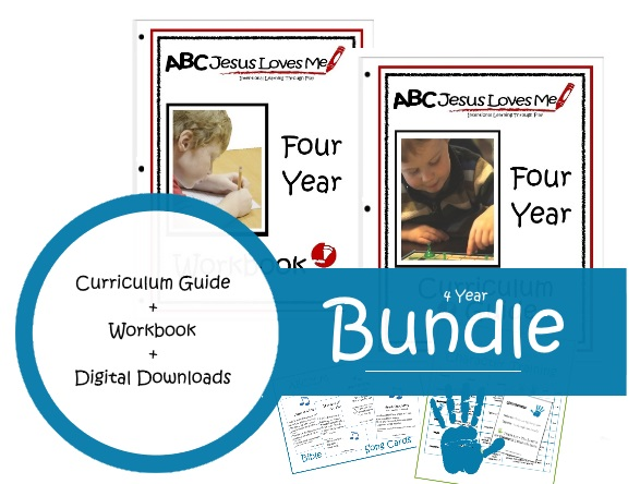 4 Year Curriculum Bundle