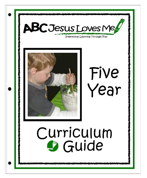 5 Year Curriculum Guide