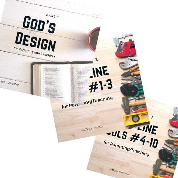 Biblical Discipline Bundle