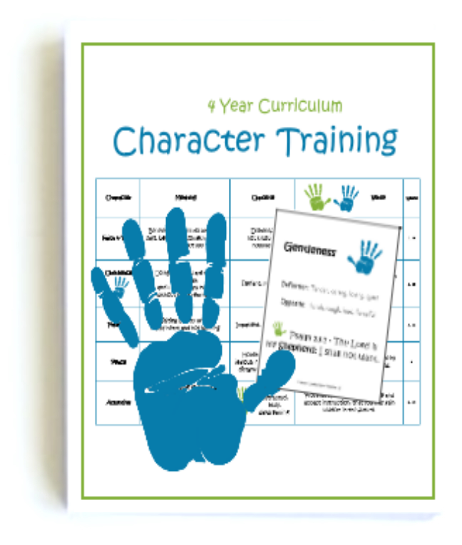 Character Training Digital Download