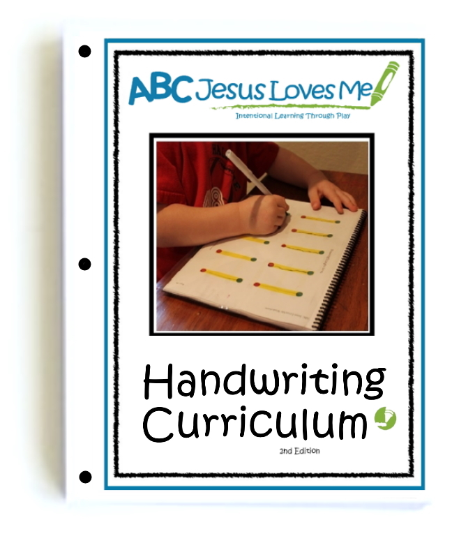 Handwriting Curriculum
