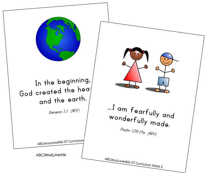 New Testament Verse Cards Digital Download